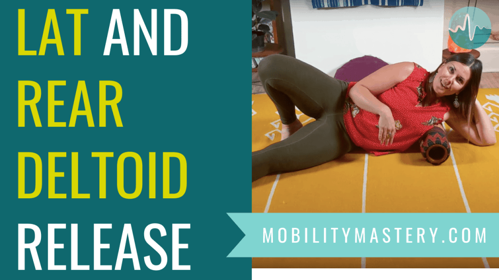 This technique can help reduce or eliminate: mid back pain, neck pain, shoulder pain, arm pain, numbness/tingling in the hands, hunchback/kyphosis, poor venous return from the arms, and even low back pain!